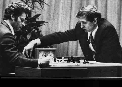 Fischer - Spasskij, la sfida del Secolo