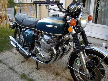 honda 750 cb four 1972. Black Bedroom Furniture Sets. Home Design Ideas