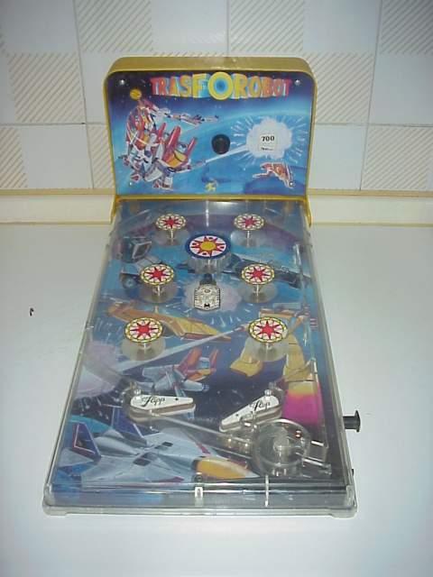 I flipper giocattolo