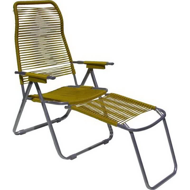 La sedia a sdraio con le cordicine for Sedia sdraio
