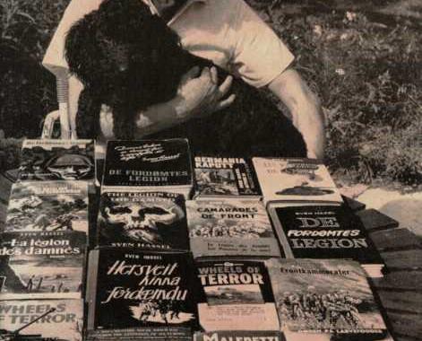 I libri di Sven Hassel