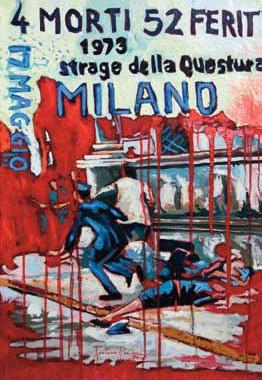 Grave attentato a Milano