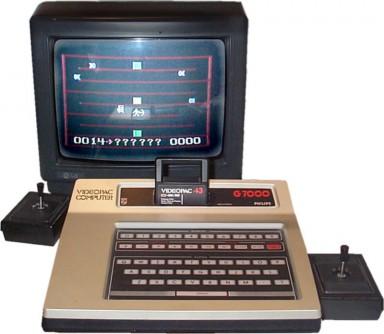 Videopac philips console giochi - Specchio ad unghia ...