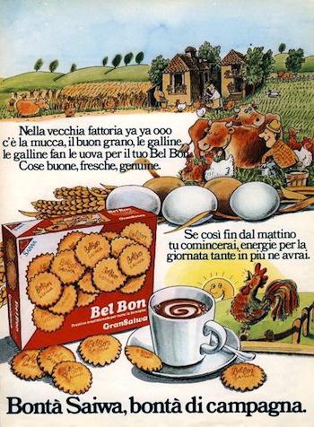 Biscotti e merende scomparsi