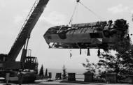 Pullman precipita nella scarpata a Trieste