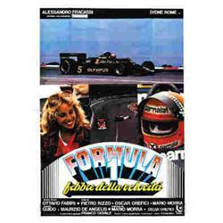 Formula 1- Febbre della velocità