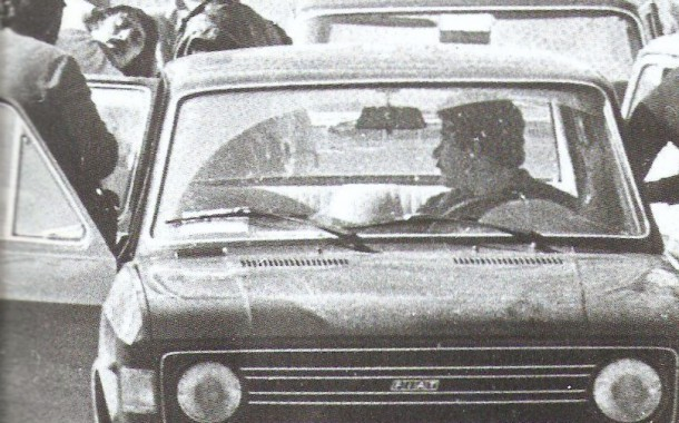 L'arresto di Curcio e Franceschini