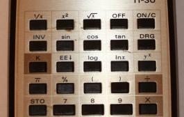 Calcolatrice Texas Ins.: l'incubo