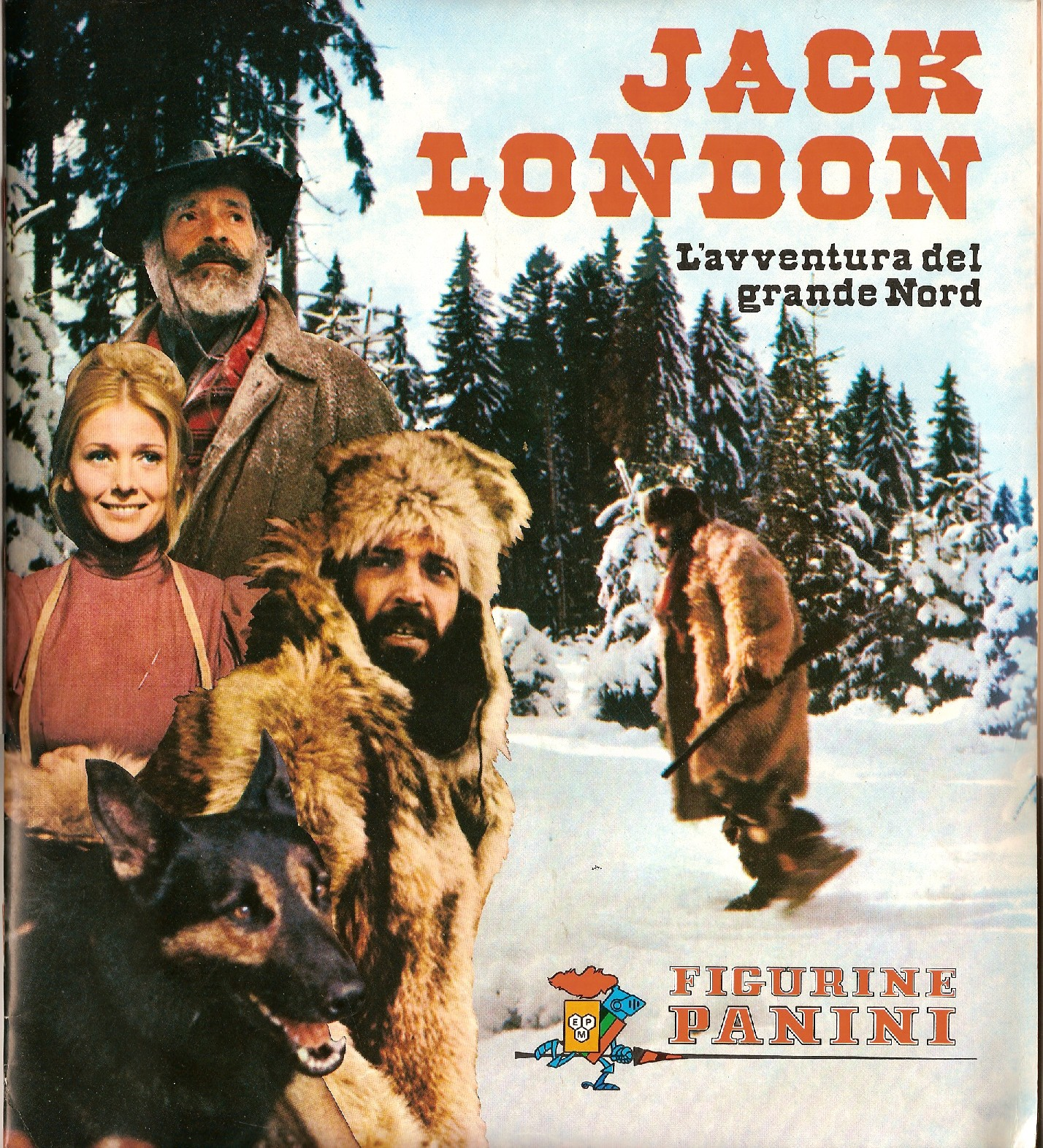 Jack London: L'avventura del grande Nord