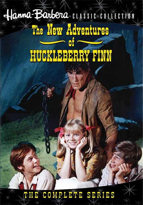 [Anni 60] Le favolose avventure di Huckleberry Finn