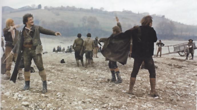 Il Passatore (sceneggiato Rai del 1977)