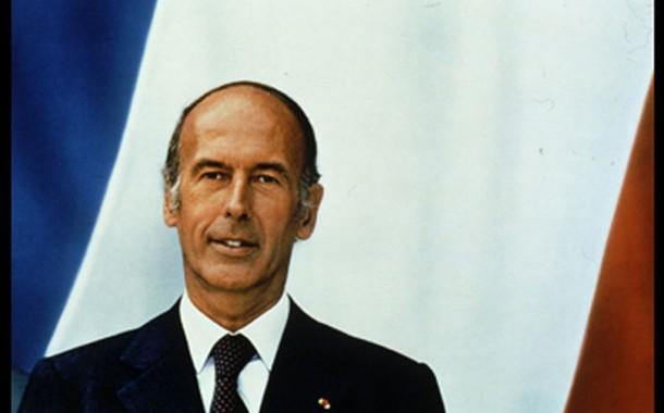 Valéry Giscard d'Estaing all'Eliseo