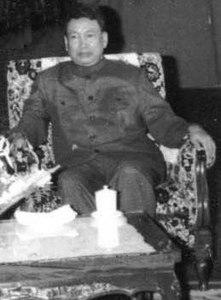 Pol Pot al potere in Cambogia