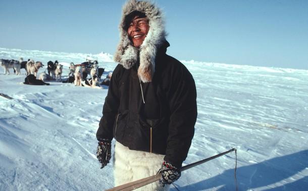 Per la prima volta in solitaria al Polo Nord