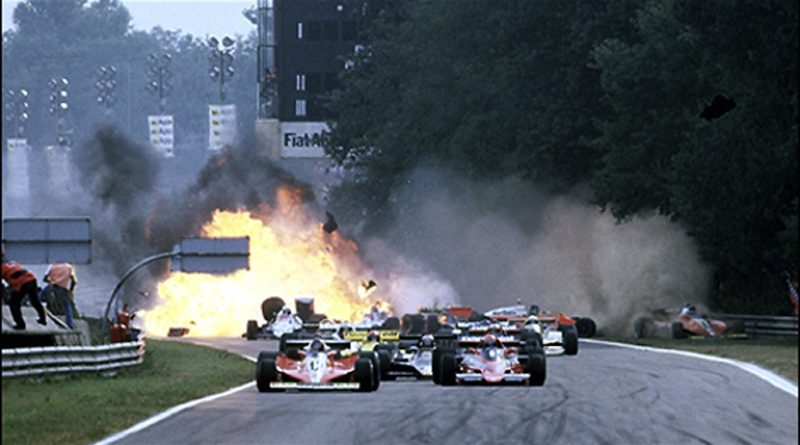 1978 F1 Monza GP d'Italia: addio a Ronnie Peterson