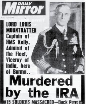 Sanguinosi attentati dell'IRA