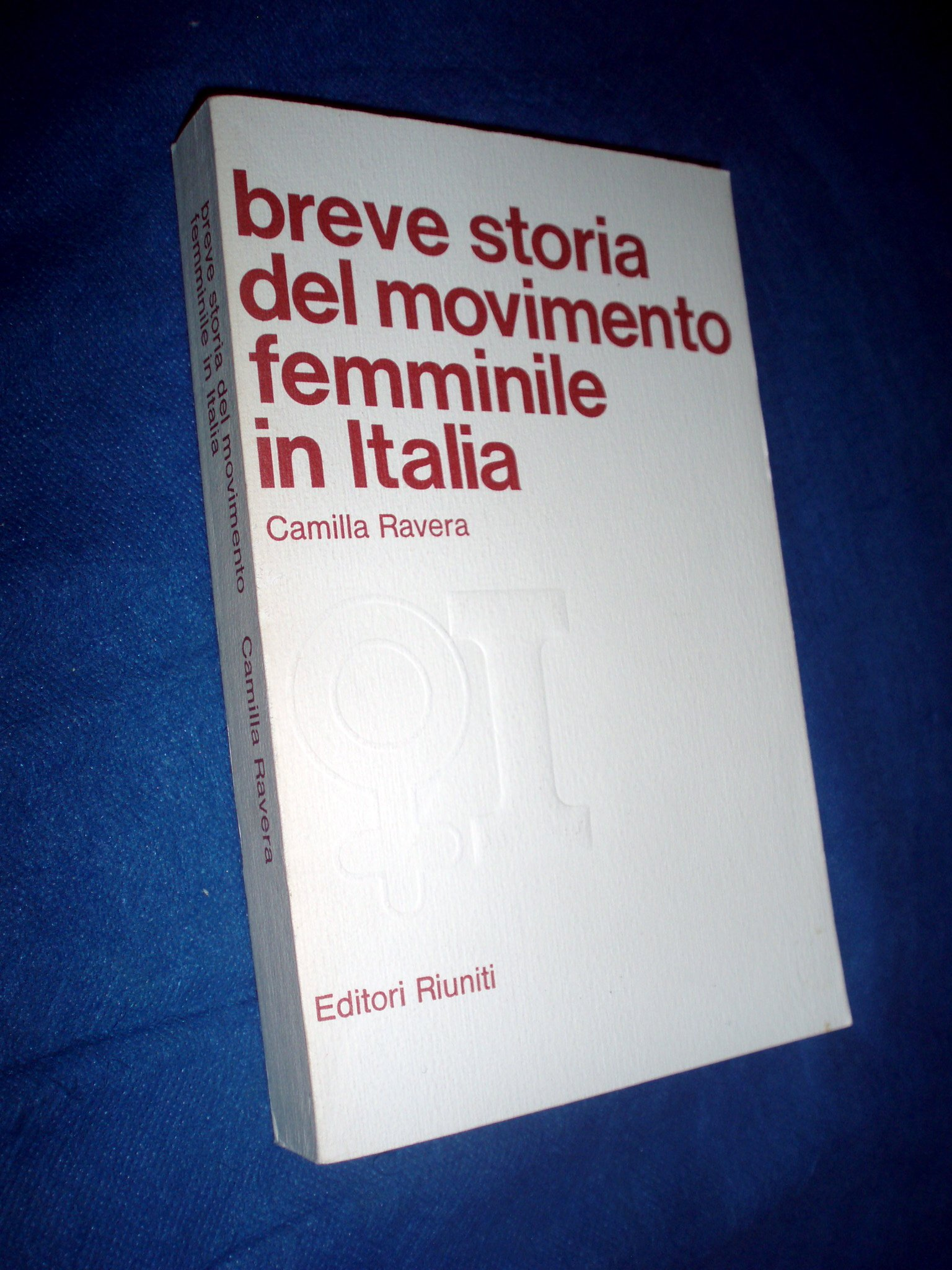 Breve storia del movimento femminile in Italia